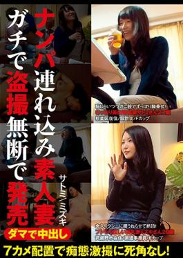released satomi mizuki pies reality tsurekomi without permission spy in amateur wife gachi in lumps