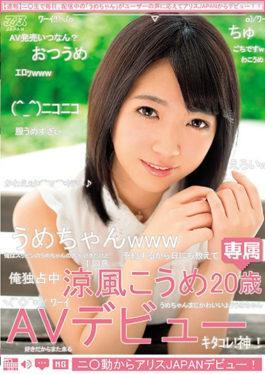 DVAJ-284 studio Alice Japan - Alice JAPAN Debut From Ni Yoshida! Cool Breeze