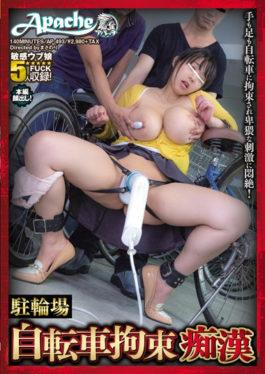 AP-493 studio Apache (Demand) - Bicycle Parking Bicycle Restrained Molester