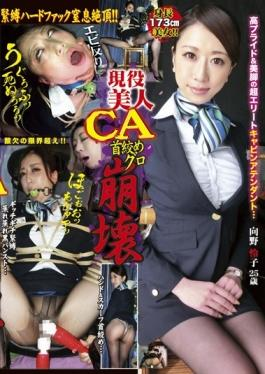 GMRY-001 studio Toyohiko - Active Beauty CA Choking Gros Collapse Reiko Kono