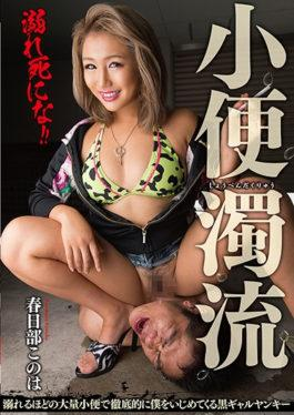 DMOW-161 - Piss Muddy Flow Drowning Enough Urine To Thoroughly Bully Me Black Girl Yankee Kasukabe This - Office K S