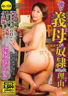 CEAD-249 - Reason Why My Mother-in-law Became A Slave Miki Ebisawa - Serebu No Tomo