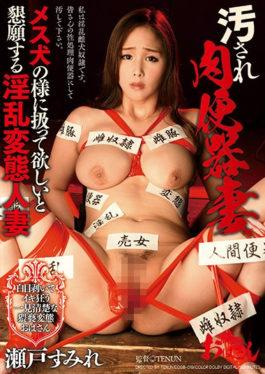 DDOB-019 Dirty Meat Urinal Wife ___ ___ ___ ___ 0