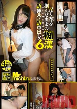 MIST-202 Studio Mr. Michiru Legal Public Indecency! A Molester Assault While She Hangs On The Hand Strap A Standing Back Door Raw Penis Insertion With A Delivery Health Call Girl! Creampie Raw Footage! 6